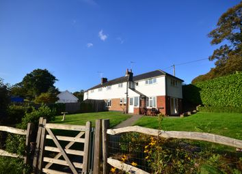 Thumbnail 4 bed semi-detached house to rent in Framfield, Uckfield