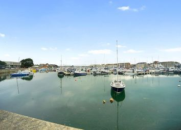 Thumbnail 1 bed flat for sale in Harbour Lights, North Quay, Weymouth