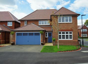 Thumbnail 4 bed detached house for sale in Biddestone Avenue, Coate, Swindon