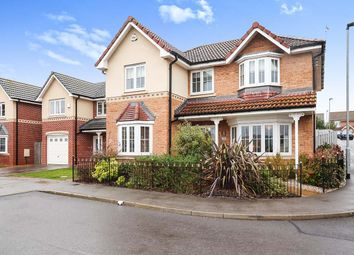 Thumbnail 4 bed detached house for sale in Carlton Way, Treeton, Rotherham, South Yorkshire
