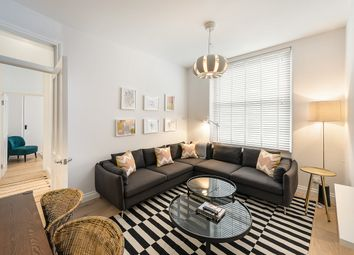 Thumbnail 3 bed flat to rent in Richmond Mansions, London
