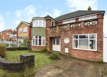Thumbnail 5 bed detached house for sale in Doncaster Drive, Northolt, Middlesex