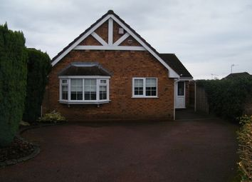 Thumbnail 3 bed bungalow to rent in Mission Close, Cradley Heath