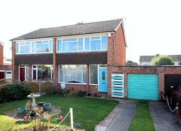 Thumbnail 3 bed semi-detached house for sale in Sunnybrow Close, North Petherton, Bridgwater