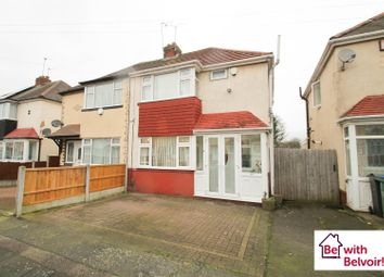Thumbnail 3 bed semi-detached house for sale in Griffiths Road, West Bromwich