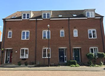 Thumbnail 4 bedroom town house to rent in Aspen Drive, Whitfield, Dover