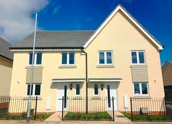 Thumbnail 4 bed semi-detached house to rent in Rhodes-Moore House Way, Longhedge, Salisbury