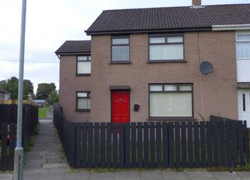 Thumbnail 4 bed terraced house for sale in Glenmill Park, Limavady
