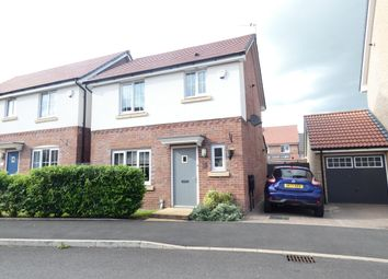 Thumbnail 3 bedroom detached house for sale in Shuttle Drive, Heywood