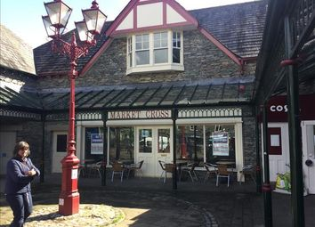 Thumbnail Retail premises to let in Unit 4, Market Cross, Ambleside