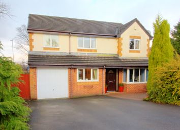Thumbnail 4 bed detached house for sale in Westbrook Close, Rochdale