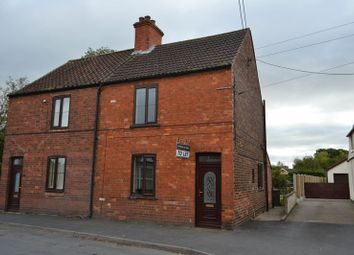 Thumbnail 2 bed semi-detached house to rent in 20, Church Street, Hibaldstow