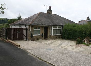 Thumbnail 2 bed semi-detached bungalow to rent in Bradford Road, Riddlesden, Keighley