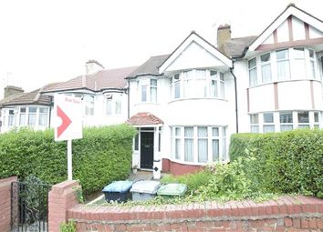 Thumbnail 3 bed terraced house for sale in Highfield Avenue, Kingsbury