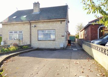 Thumbnail 2 bed semi-detached bungalow for sale in Cheney Manor Road, Swindon