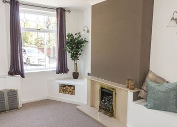 Thumbnail 2 bed terraced house to rent in Clarence Street, Wolstanton, Newcastle-Under-Lyme