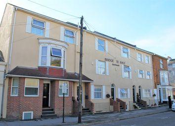 Thumbnail 1 bed flat to rent in Bridge Terrace, Albert Road South, Southampton