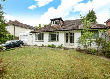 Thumbnail 4 bedroom bungalow for sale in Trotsworth Avenue, Virginia Water