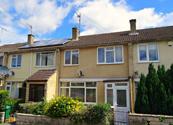 Thumbnail 3 bed terraced house for sale in Greenbank Gardens, Weston, Bath
