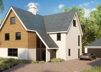 Thumbnail 5 bed detached house for sale in Plot 2, Station New Road, Brundall, Norwich