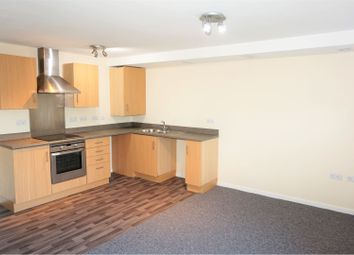 Thumbnail 2 bed flat to rent in Hornbeam Close, Bristol