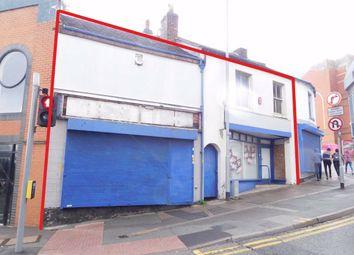 Thumbnail Office for sale in Stafford Street, Hanley, Stoke-On-Trent