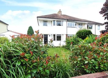 Thumbnail 3 bed semi-detached house for sale in North Lane, East Preston, Littlehampton