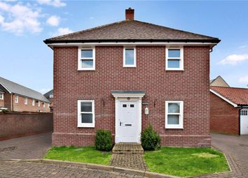 Thumbnail 4 bed detached house for sale in Brownrigg Drive, Braintree, Essex