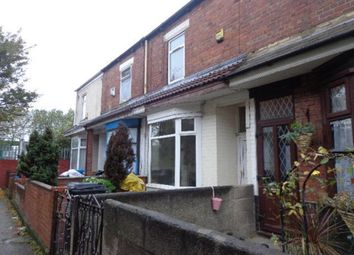 Thumbnail 3 bed terraced house to rent in Zetland Street, Hull