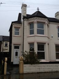 Thumbnail 5 bedroom semi-detached house to rent in Salisbury Road, Wavertree, Liverpool 15