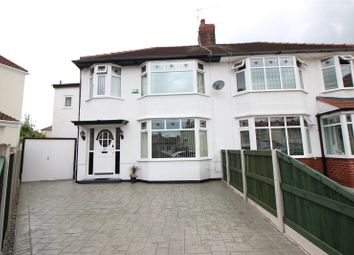 Thumbnail 4 bed semi-detached house for sale in The Croft, West Derby, Liverpool, Merseyside