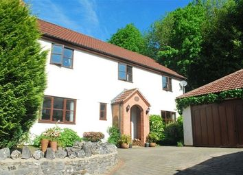 Thumbnail 4 bed detached house to rent in Oakhill, Near Wells