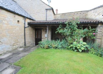 Thumbnail 1 bed flat to rent in Glen Road, Castle Bytham, Grantham
