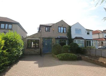 Thumbnail 3 bed semi-detached house for sale in Carr Road, Calverley, Pudsey, West Yorkshire