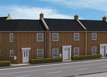 Thumbnail 3 bed end terrace house for sale in Wittel Close, Windmill Street, Whittlesey, Cambridgeshire