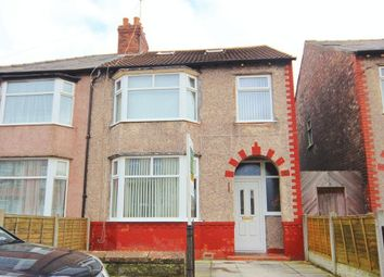 Thumbnail 3 bed semi-detached house for sale in Rawlins Street, Kensington, Liverpool