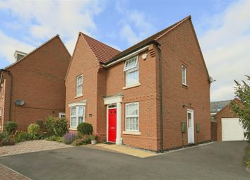 Thumbnail 4 bed detached house for sale in Falcon Way, Hucknall, Nottinghamshire