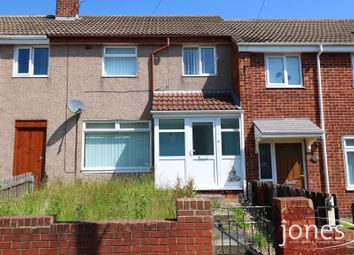 3 bed terraced house for sale in Thackeray Road, Hartlepool TS25