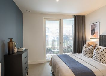 Thumbnail 1 bedroom flat for sale in C301, North End Road, Wembley