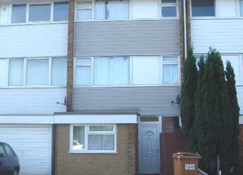 4 bed terraced house to rent in Wood Close, Hatfield AL10
