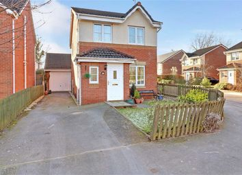 Thumbnail 3 bed detached house for sale in Pinewood Road, Winsford, Cheshire