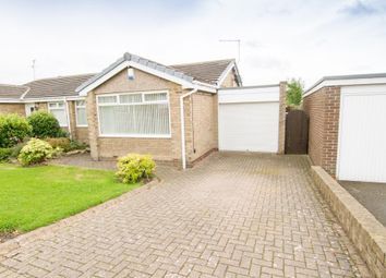 Thumbnail 2 bed semi-detached bungalow to rent in Beech Drive, Ellington, Morpeth