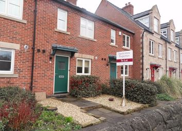 Thumbnail 2 bed town house to rent in Matlock Road, Belper, Derbyshire