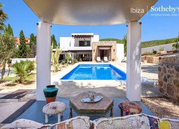 Thumbnail 4 bed property for sale in Rustic-Style House With Views, Santa Eulalia, Ibiza, Balearic Islands, Spain