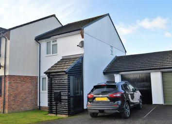 Thumbnail 2 bed end terrace house for sale in Beeching Close, Halwill Junction, Beaworthy, Devon
