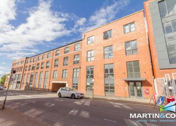 Thumbnail 1 bedroom flat for sale in Lion Court, 100 Warstone Lane, Birmingham