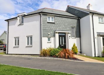 Thumbnail 3 bed semi-detached house for sale in Soldon Close, Padstow