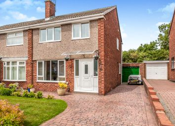 Thumbnail 3 bed semi-detached house for sale in Auckland Way, Stockton-On-Tees