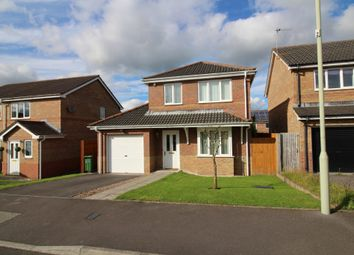 Thumbnail 3 bed detached house to rent in Authors Place, Llanharan, Pontyclun
