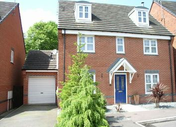 Thumbnail 6 bed detached house for sale in Chapel Close, Blackwell, Alfreton